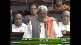 Question Hour: Q-423: Ordnance Factories: Sh. Hukmdev Narayan Yadav: 07.05.2012