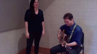 """Broken Strings"" - James Morrison and Nelly Furtado cover with Christine Grosso"