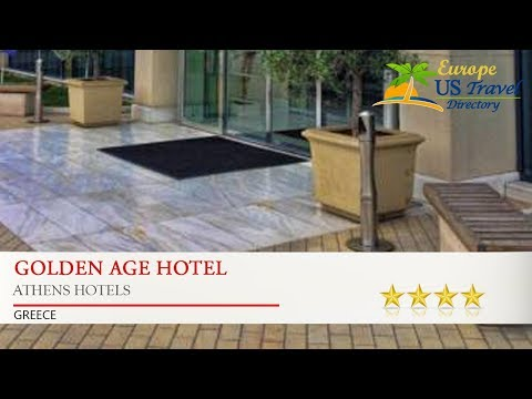 Golden Age Hotel - Athens Hotels, Greece