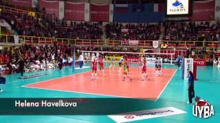 21/01/15 Highlights Unendo Yamamay Busto Arsizio - Dinamo Moscow
