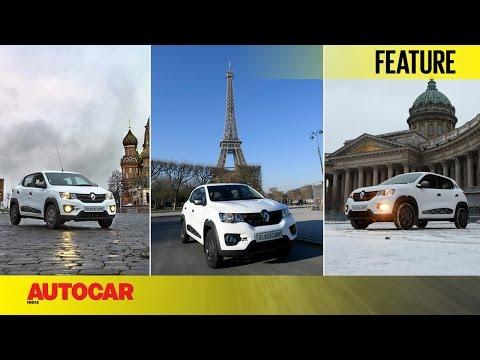 Kwid Drive To Paris | Episode 2 | Feature | Autocar India