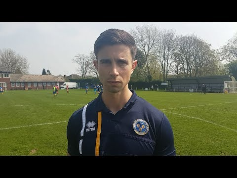 ACADEMY  Eric Ramsay Post Walsall   Town TV