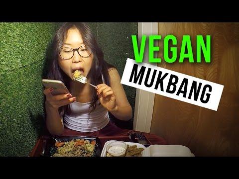Vegan Mukbang Q&A: Boyfriend? Hosting a Celeb Gossip Show?