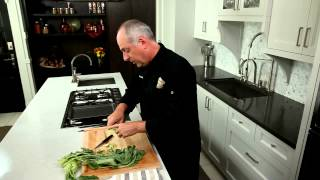 Kitchen Tips - How To Prepare Kohlrabi