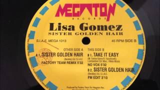 Lisa Gomez - Sister Golden Hair