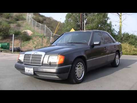 1993 Mercedes Benz E300 W124 CLEAN AS CAN BE E 320 400 420