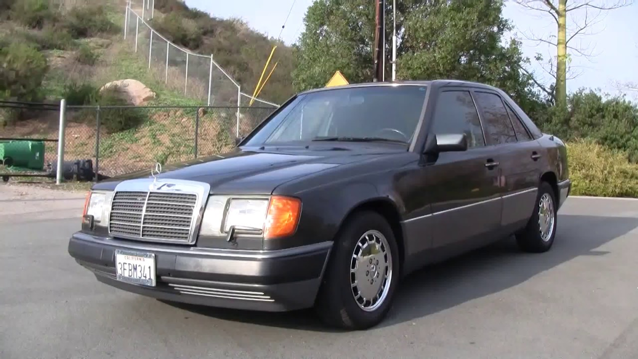 1993 mercedes benz e300 w124 clean as can be e 320 400 420 for Mercedes benz 1990 e300