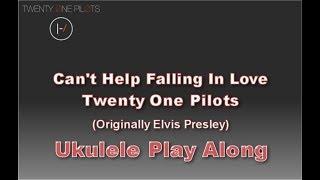 Can't Help Falling In Love - Ukulele Play Along