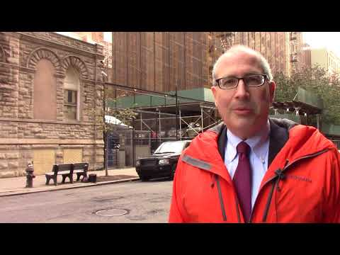Jeremy Boal At The Future Mount Sinai Beth Israel Site