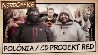 Polônia e CD Projekt Red | NerdOffice S06E20 (ENG SUB)