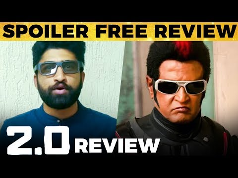 2.0 Review by Behindwoods [First Half Reaction]   Rajinikanth   Shankar
