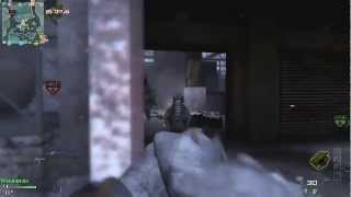 MW3:Sniper GamePlay(By Yosi)