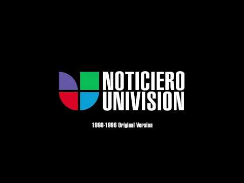 Noticiero Univision, Early 90s Theme