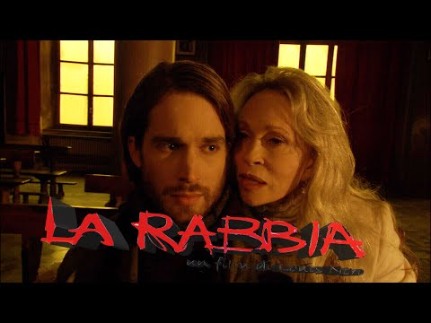 La Rabbia, un film di Louis Nero - La Coscienza (Faye Dunaway e Nico Rogner)
