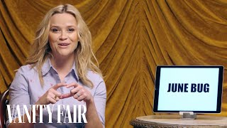 Reese Witherspoon Teaches You Southern Slang | Secret Talent Theatre | Vanity Fair