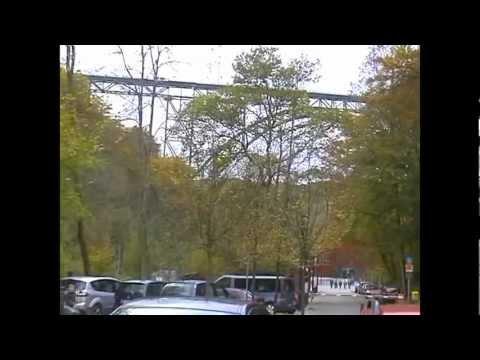 Bergisches Land : Wupper- Müngsten -Schloß Burg -Wipperaue