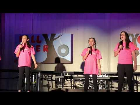 2017 Fall Follies - The Ringtones Fight Song