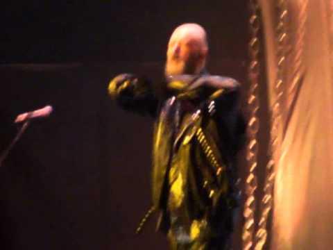 Judas Priest- Breaking The Law (HD*) [Auditorio Telmex] Guadalajara 1/Octubre/2011