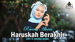 HARUSKAH BERAKHIR (Ridho Rhoma) - REVINA ALVIRA (Cover Dangdut)