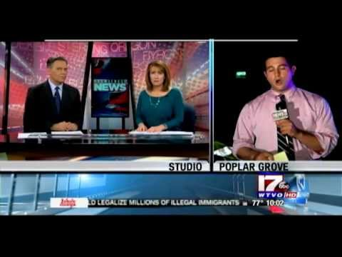 Matt Mershon WTVO/WQRF Eyewitness News Resume Reel