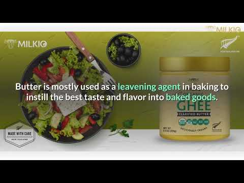 Can I use Ghee Instead of Butter? Dietary choice