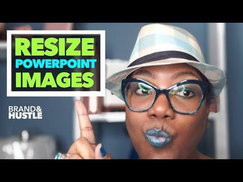 How To Crop And Resize Images In PowerPoint (2020)