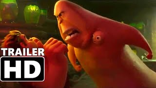 "WRECK IT RALPH 2: RALPH BREAKS THE INTERNET - ""Mister Monster"" - Trailer (2018) Animated Movie"