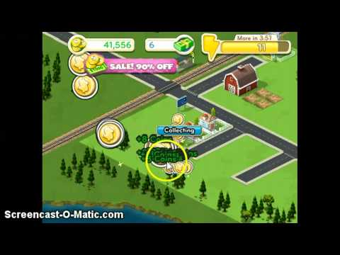 Unlimited Coins In CityVille