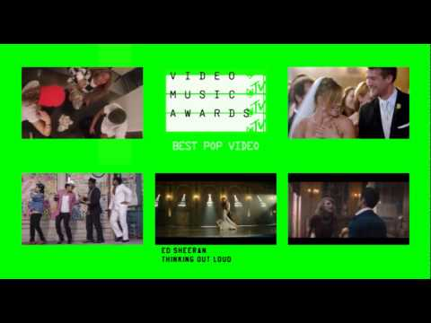 MTV Video Music Awards 2015 NOMINEES - Best Pop Video