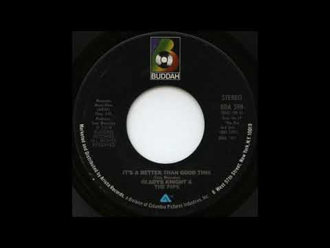 GLADYS KNIGHT AND THE PIPS - IT'S A BETTER THAN GOOD TIME (BDA598)
