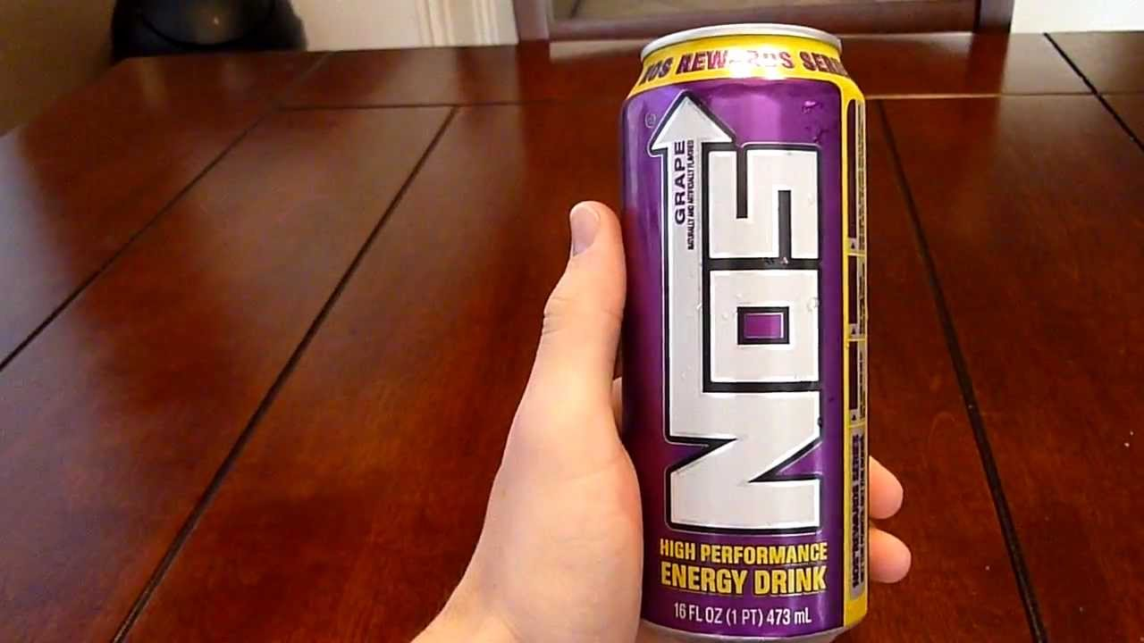 how to pronounce nos energy drink