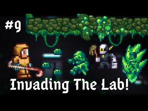 Invading the Lab! - Terraria Druid Series #9 (Mod of Redemption + Thorium)