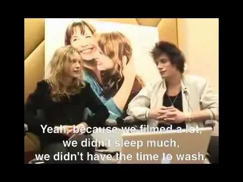 with Christa Theret and Jérémy Kapone with English Subtitles