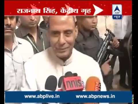 Rajnath Singh refuses to comment on Chotta Shakeel's interview in a newspaper