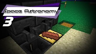 Aluminum Brass and Casting! | FTB | Space Astronomy #3