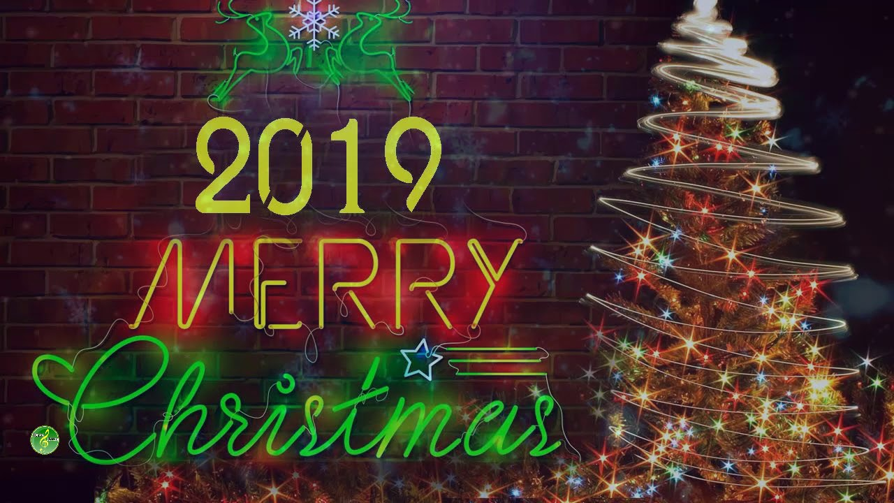 Christmas 2019 Images.Merry Christmas 2019 Non Stop Christmas Songs Medley 2019