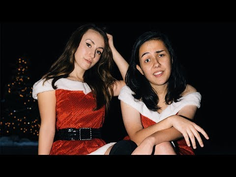 Remaking the Mean Girls Jingle Bell Rock with Elle Mills