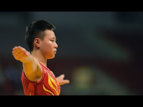 2013 Trampoline Worlds - SOFIA, BUL - Tumbling and DMT Individual Finals - We are Gymnastics!