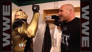 Goldberg meets Goldust: Raw, April 14, 2003