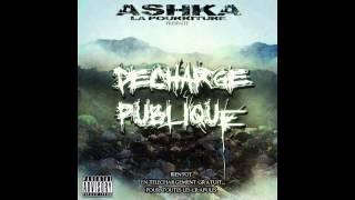 ASHKA LA POURRITURE - VIOLENCE GRATUITE (DÉCHARGE PUBLIQUE VOL.1 / 2014)