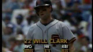 1987 09 27 Giants at Braves
