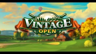 Golf Clash - Vintage Open - Rookie & Pro Weekend Rounds