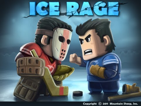 Ice Rage - iPad 2 - HD Gameplay Trailer