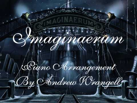 Imaginaerum by Nightwish (Andrew Wrangell piano arrangement)