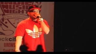 E Dirty & Menace Perform at Indie Music Night 3 Year Celebration