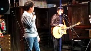 2012年野老澤町造商店の年越しライブ.