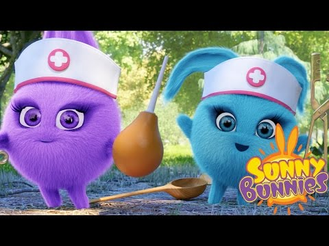 Cartoons for Children | Sunny Bunnies SUNNY BUNNIES DOCTOR BUNNY | Funny Cartoons For Children