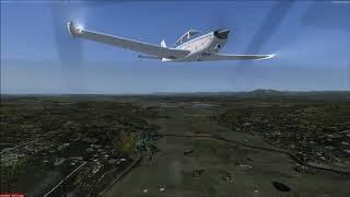 Pacific Northwest Tour - Leg 2 - S43 Harvey Field to 1WA6 Fall City - A2A Comanche