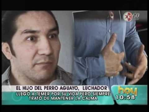 HIJO DEL PERRO AGUAYO - ¿QUIEN ES QUIEN? LUCHA LIBRE
