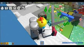 Roblox using Infinte Jump Let see What happen